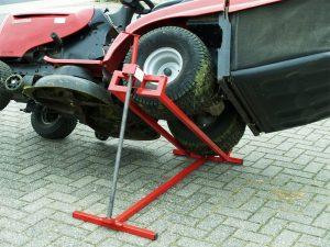 leve cric tracteur